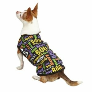 Dog Cat T-Shirt Tee Glows in the Dark